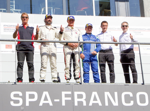 PSCD 2019 - Rennen 5 Spa-Francorchamps