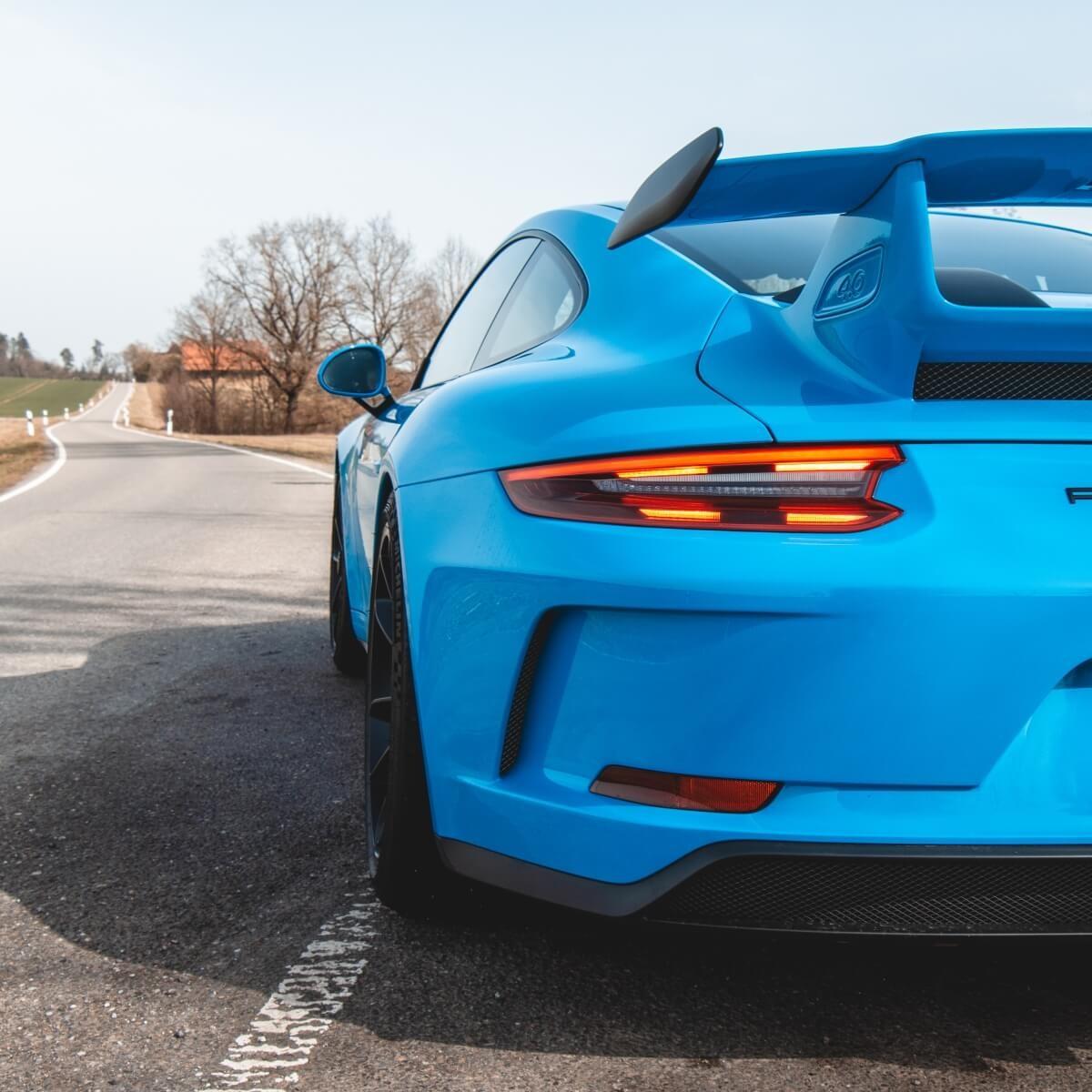 WENDLAND Umbau für Porsche 991 GT3 Handschalter